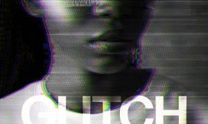 Glitch Twitch Photo Effect