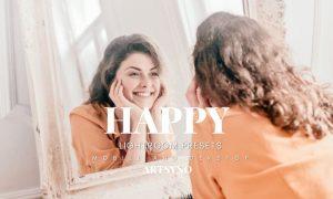 Happy Lightroom Presets Dekstop and Mobile