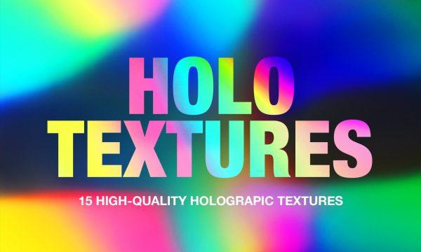 Holographic Foil Gradient Textures 4061718