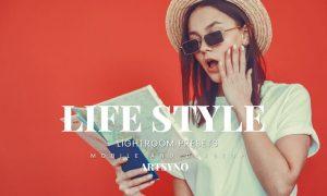 Life Style Lightroom Presets Dekstop and Mobile