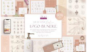 Logo Bundle ~ Mystic Designs 5595422