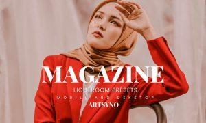 Magazine Lightroom Presets Dekstop and Mobile