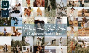 Premium Collection Lightroom Presets 6240429