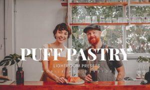 Puff Pastry Lightroom Presets Dekstop and Mobile
