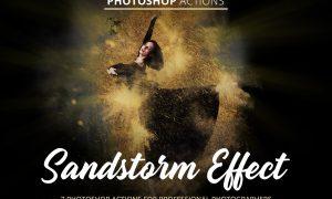 Sandstorm Effect Actions for Ps 4847951
