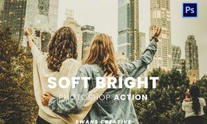 Soft Bright Photoshop Action