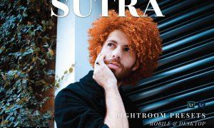 Sutra Mobile and Desktop Lightroom Presets
