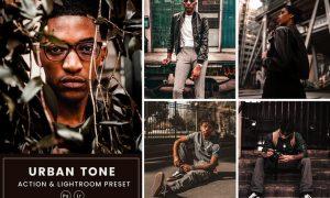 Urban Tone Action & Lightrom Presets