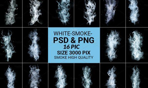 White Smoke Transparent 6190820