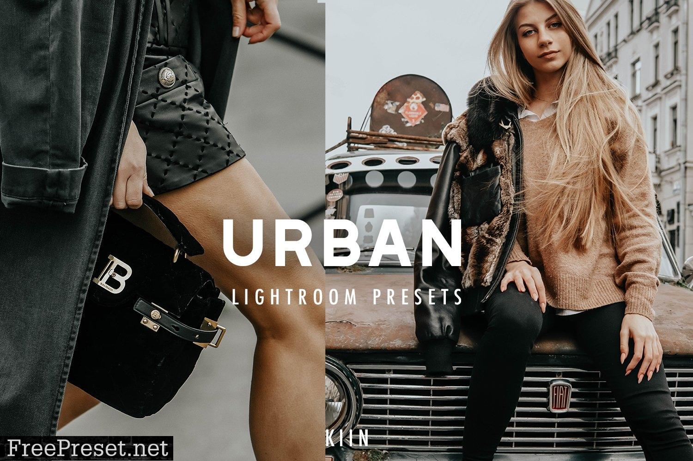 5 URBAN LIGHTROOM PRESETS 6163575
