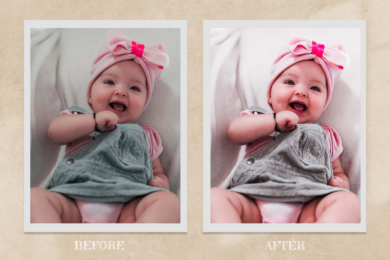 Baby Lightroom Photoshop LUTs 6520693