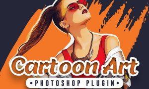 Cartoon Art | Photoshop Plugin