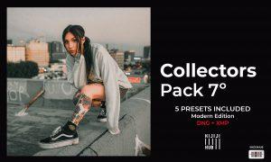 Collectors Pack 7 Lightroom Presets 6128966