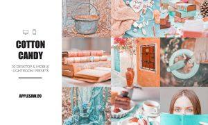 Cotton Candy Lightroom Presets 4807192