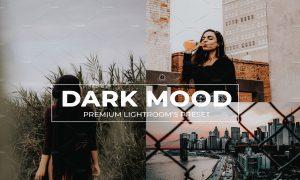 Dark Mood Lightroom Preset 6364149