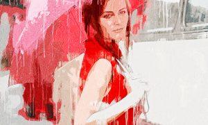Giclee Art Photoshop Action 33062382