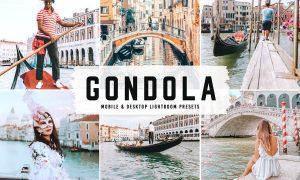 Gondola Mobile & Desktop Lightroom Presets
