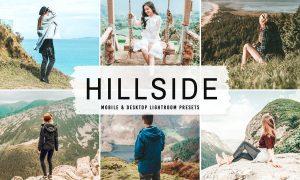 Hillside Mobile & Desktop Lightroom Presets