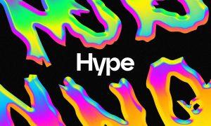 Hype - Neon Chrome Effect 5955685
