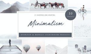 Lightroom Presets - Minimalism