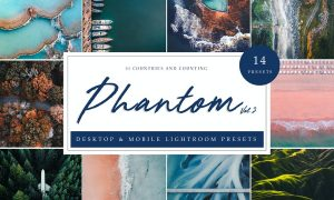 Lightroom Presets - Phantom Vol. 2