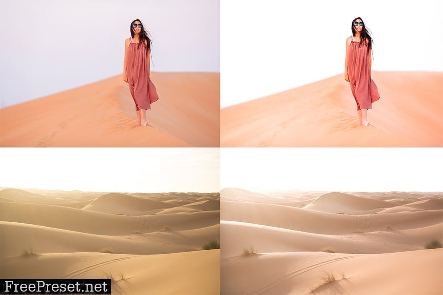Lightroom Presets - Sahara