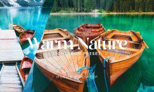 Lightroom Presets - Warm Nature