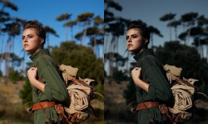 MBxDC The Editorial Package Capture One Styles