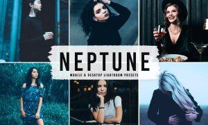 Neptune Mobile & Desktop Lightroom Presets