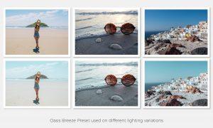 Oasis Breeze Lightroom Presets 3865859