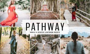 Pathway Mobile & Desktop Lightroom Presets