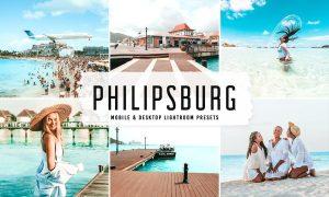 Philipsburg Mobile & Desktop Lightroom Presets