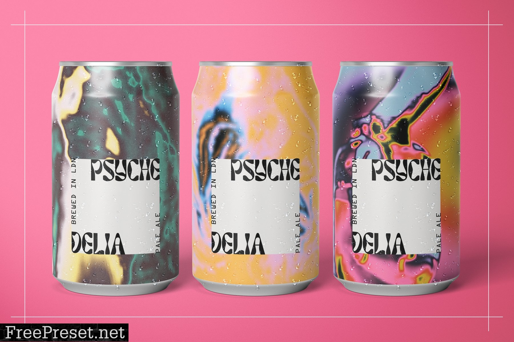 Psychedelic Texture Kit 6243514