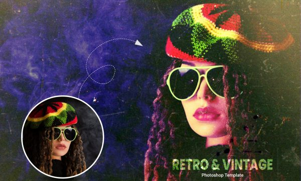 Retro and Vintage Photo Effect 6369450