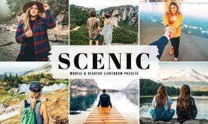 Scenic Mobile & Desktop Lightroom Presets