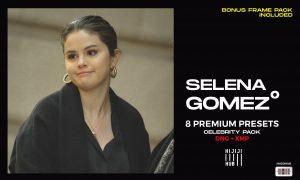 Selena Gomez Lightroom Presets 6406930