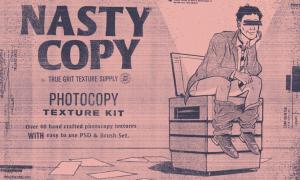 True Grit Texture Supply - Nasty Copy