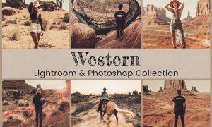 Western Lightroom Photoshop LUTs 6474159