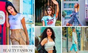 15 Beauty Fashion Lightroom Presets
