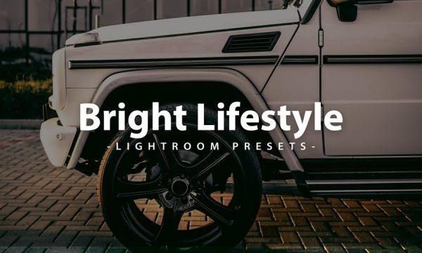 Bright Lifestyle Lightroom Preset