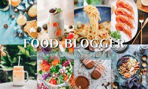Bright Vibrant Food Photography Lightroom Presets