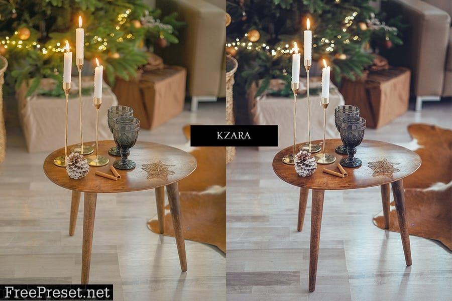 Lightroom Presets - Christmas Lifestyle