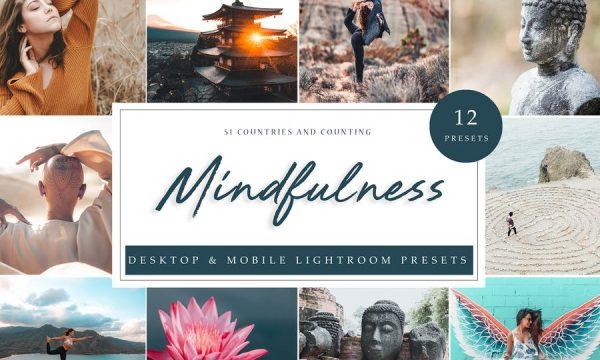 Lightroom Presets - Mindfulness