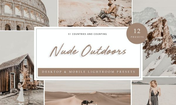 Lightroom Presets - Nud3 Outdoors