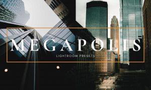 Megapolis Lightroom Presets 6465520