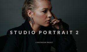 Studio Portrait 2 / Moody 6504446
