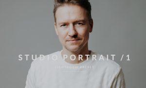 Studio Portrait Lightroom Preset 5066801